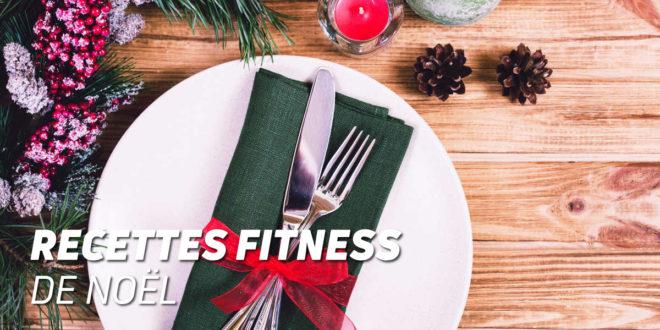 Recettes de Noël de Fitness 2019