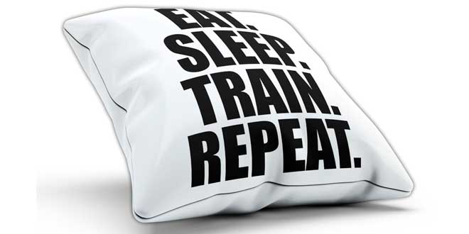 Routine entraînement