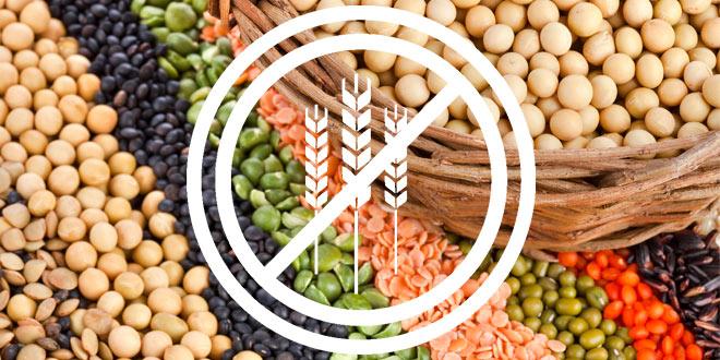 Protéines végétales pour coeliaques