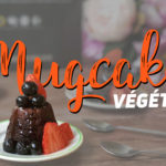 Mugcake veggie