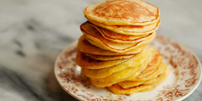 Pancakes à l'Avoine faciles à faire