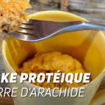 Mugcake protéique