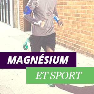Magnésium et le sport