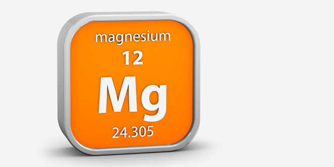 Qu'est-ce que le Magnésium