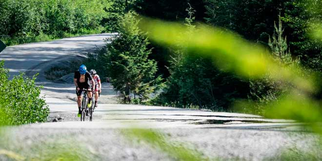 Entraînement cyclisme
