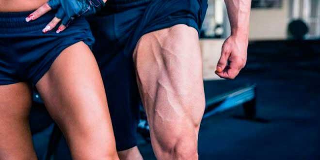 Jambes maigres et fortes