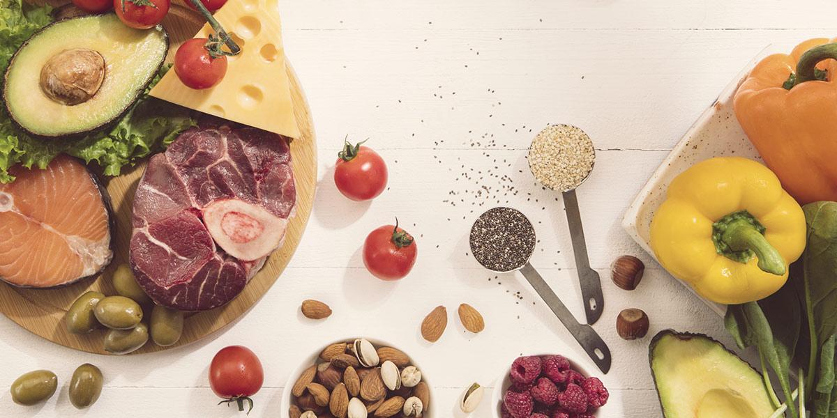 Aliments avec des Vitamines et Micronutriments