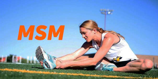 MSM – aide contre la douleur, l'inflammation et l'allergie