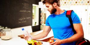 Régime pour perdre du poids chez les sportifs