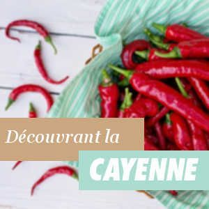 Découvrant la Cayenne