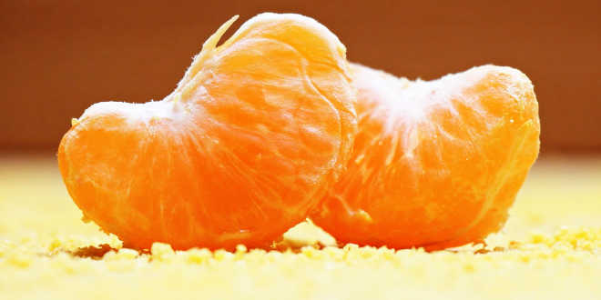 Fruit riche en Vitamine C