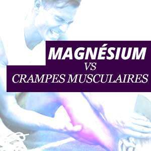 Magnésium vs crampes musculaires