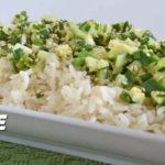 Salade froide de Riz
