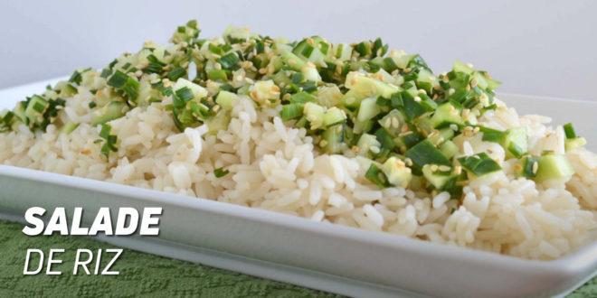 Recette de Salade fro