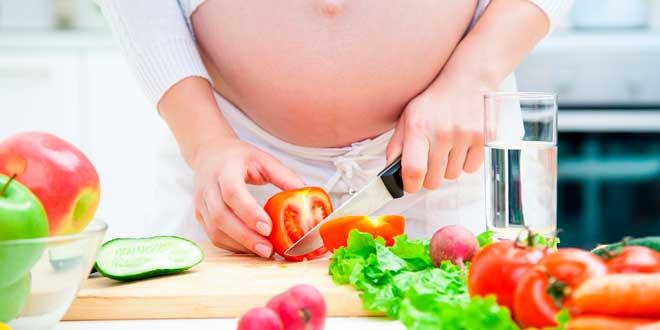 Aliments pendant la grossesse