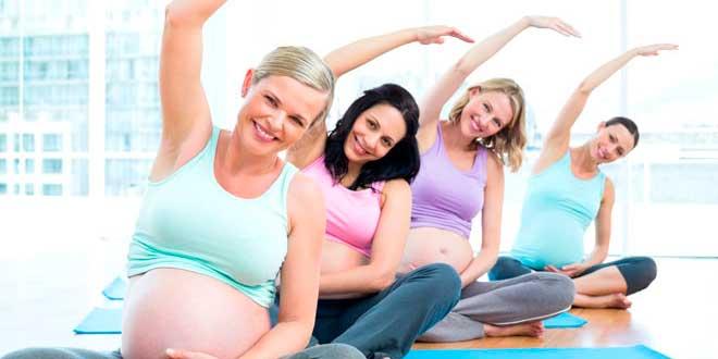 Entraînement pendant la grossesse