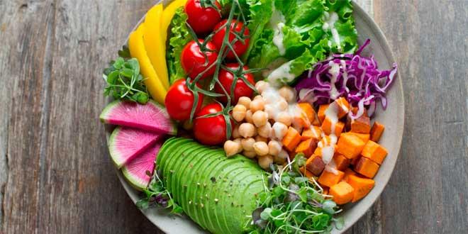 Régime végétarien