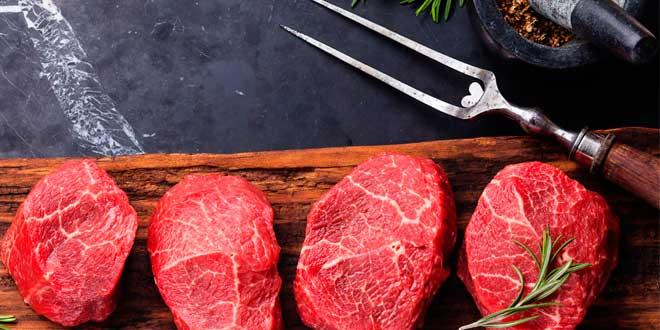 Carnosine dans la viande