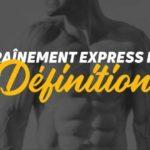 Entraînement express pour définition