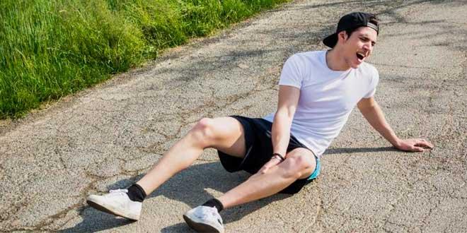 La carence en calcium produit des crampes
