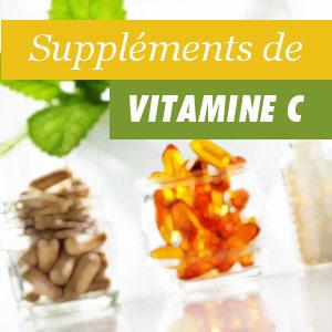 Compléments de Vitamine C