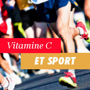 La vitamine C dans le sport
