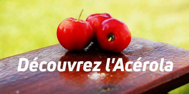 Acérola – Propriétés, Avantages, À quoi sert-il, Consommation…