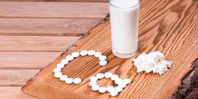 Calcium de Type Minéral
