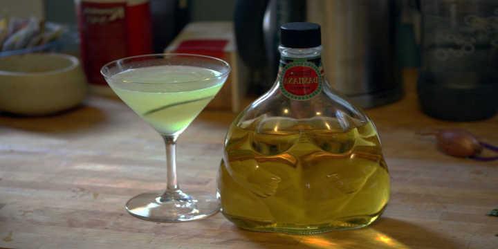 Liqueur de damiana