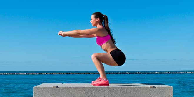 Exercices pour des jambes fortes