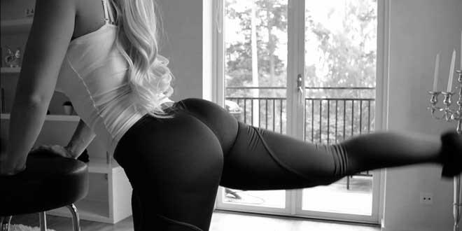 Exercices pour fesses