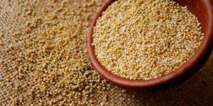 produits de quinoa