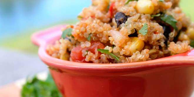 Quinoa pour un régime fitness