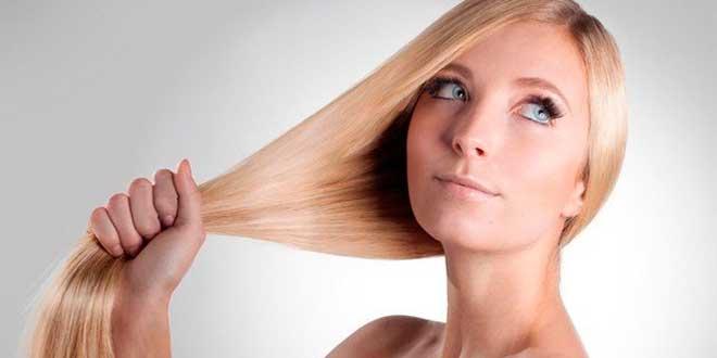 Huile de lin pour les cheveux