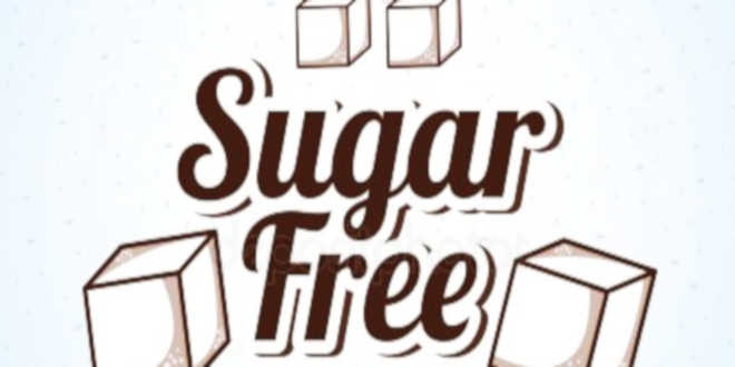 Free sugar et acide caprylique