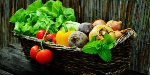 Légumes et Bêta-carotènes