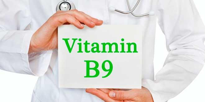 Vitamine B9 pour la santé