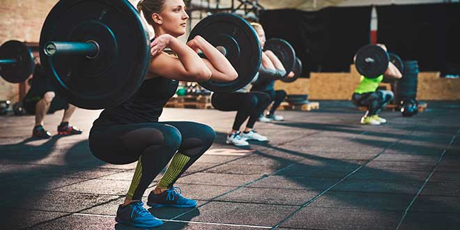 Entraînement de force pour la perte de graisse