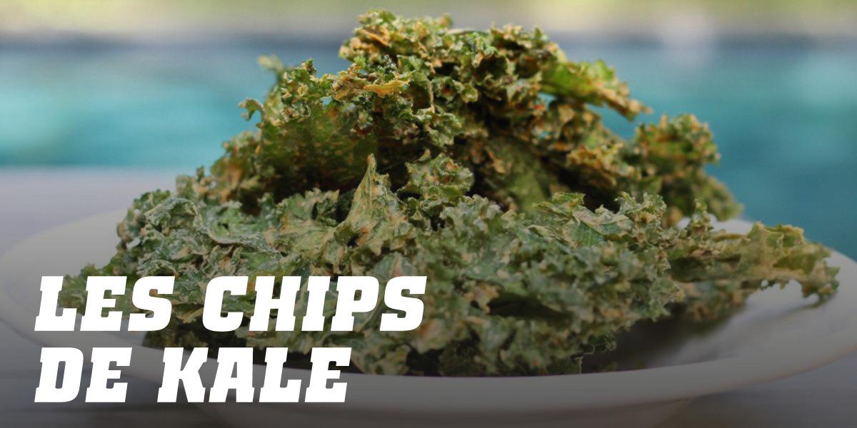 Chips de Chou Frisé