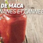 Mélange de Maca à la banane