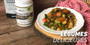 Légumes délicieuses