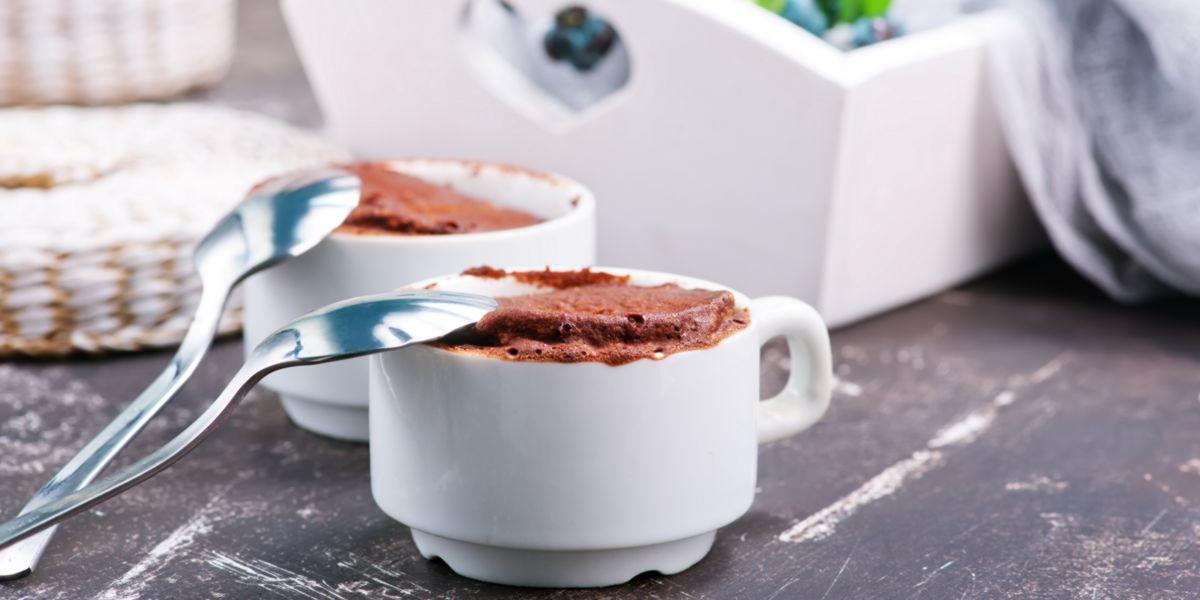 Cupcake protéiné de Cacahuète et Biscuits