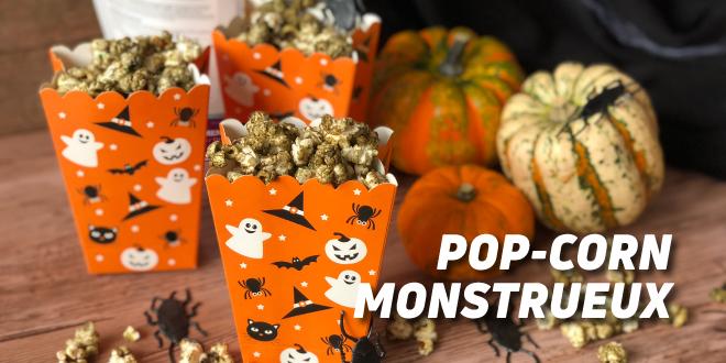 Pop Corn Monstrueux