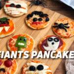 Terrifiants Pancakes au Riz