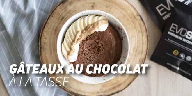 MugCake au Chocolat