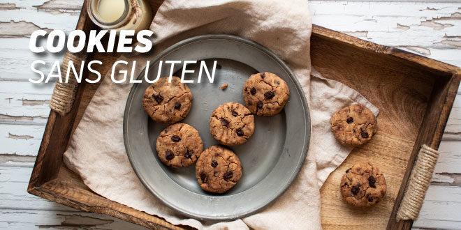 Cookies Sans Gluten – Biscuits Sains !