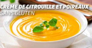 Crème de Citrouille et Poireaux