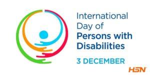 Journée internationale des personnes handicapées