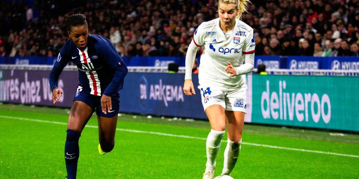 Match Lyon PSG