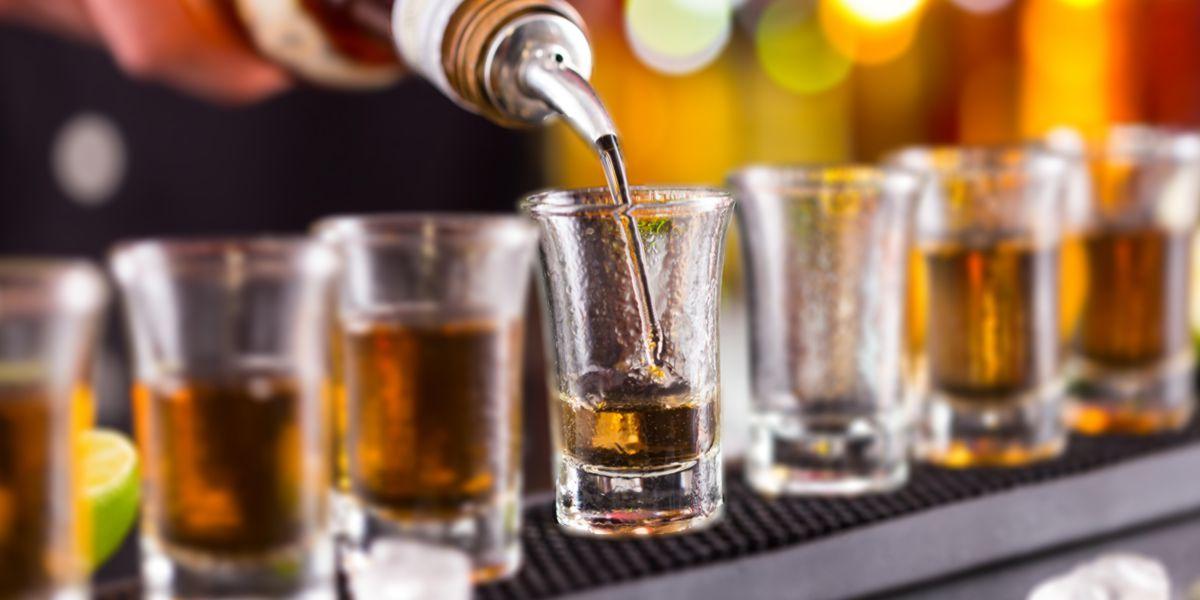 Alcool dans le régime